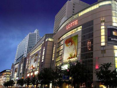 فروشگاه لوته Lotte Department Store