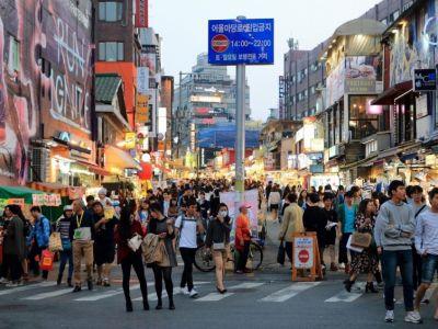 بازار هونگ ده Hongdae